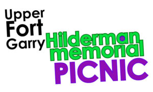 Upper Fort Garry Hilderman memorial picnic